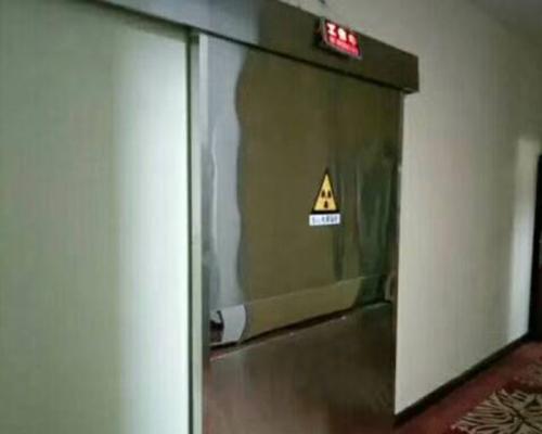 放射科铅门